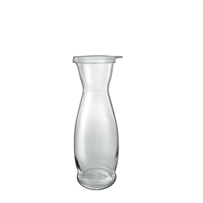 Indro Carafe with Transparent Lid 500ml